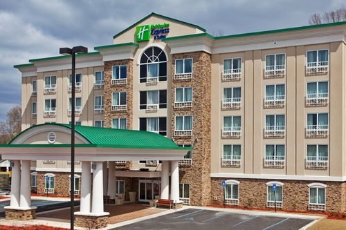 Holiday Inn Express Hotel & Suites Columbus-Ft Benning